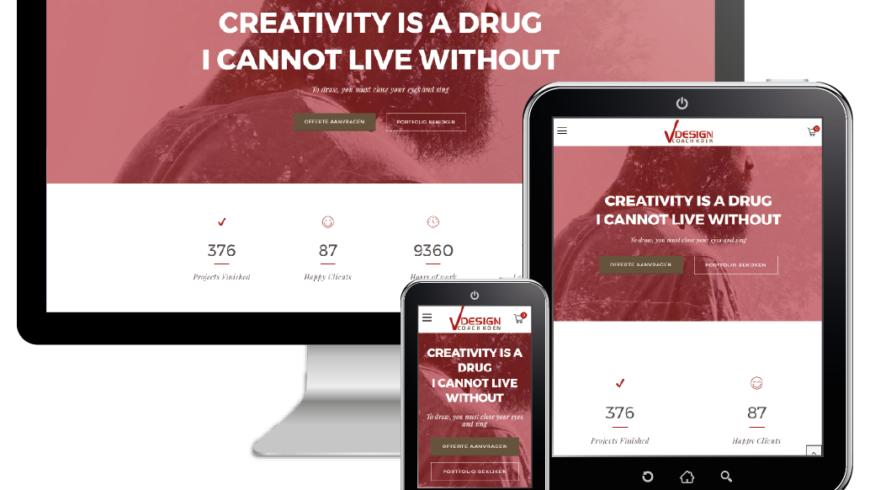 Investeren in een uitmuntende website loont